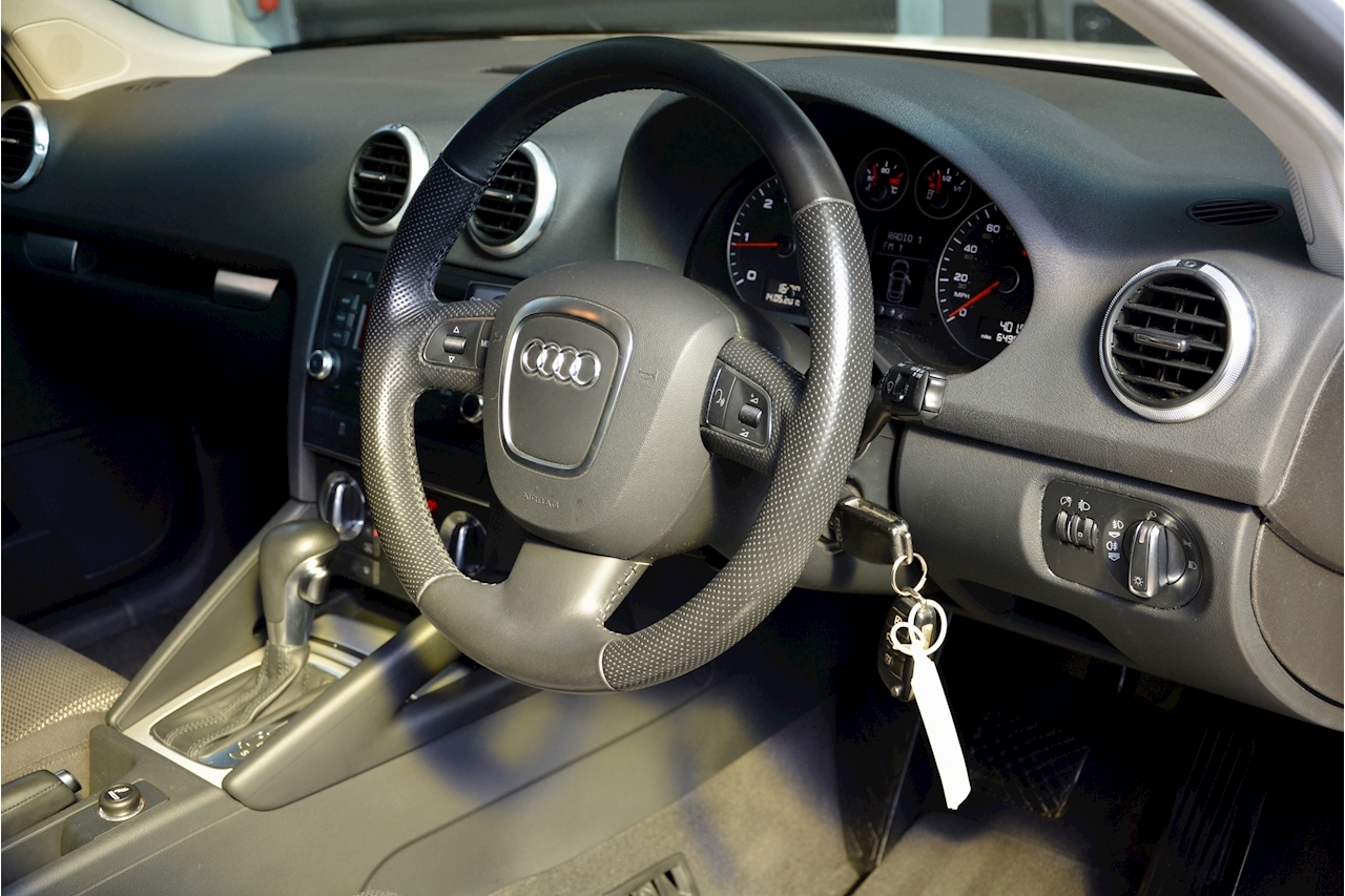 Audi A3 2.0 TDI Sport 170bhp S Tronic Full Service History inc.Cambelt + Exceptional - Large 31