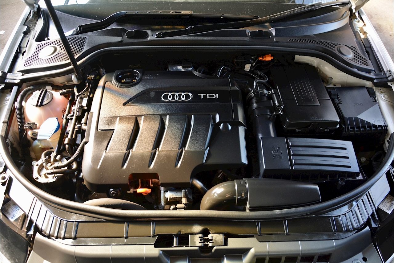 Audi A3 2.0 TDI Sport 170bhp S Tronic Full Service History inc.Cambelt + Exceptional - Large 38