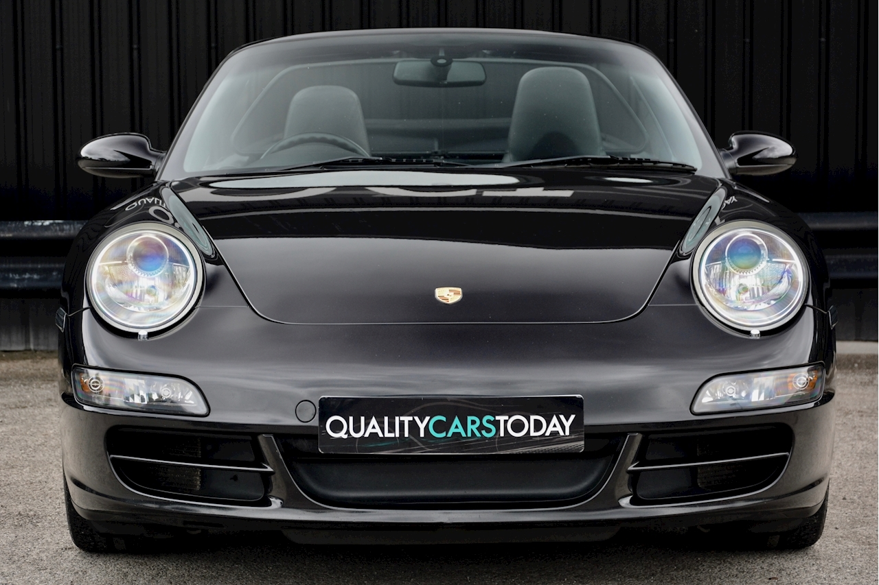 Porsche 911 911 Carrera 4S 3.8 2dr Convertible Manual Petrol - Large 3