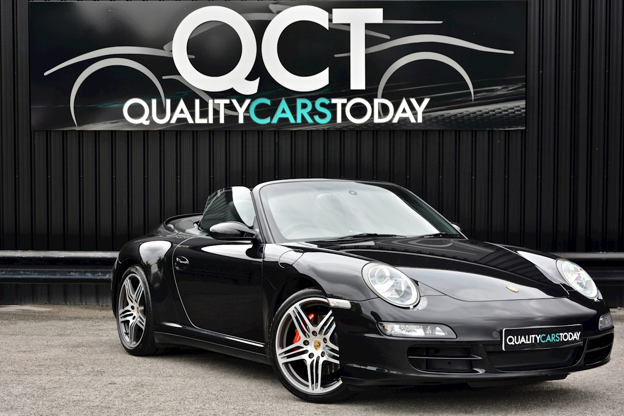 Porsche 911 911 Carrera 4S 3.8 2dr Convertible Manual Petrol - Large 0