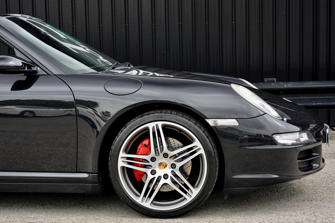 Porsche 911 911 Carrera 4S 3.8 2dr Convertible Manual Petrol - Large 12