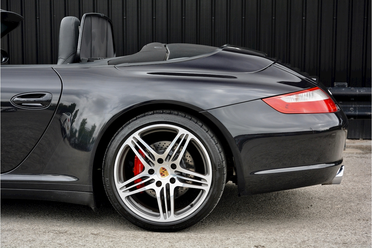 Porsche 911 911 Carrera 4S 3.8 2dr Convertible Manual Petrol - Large 16