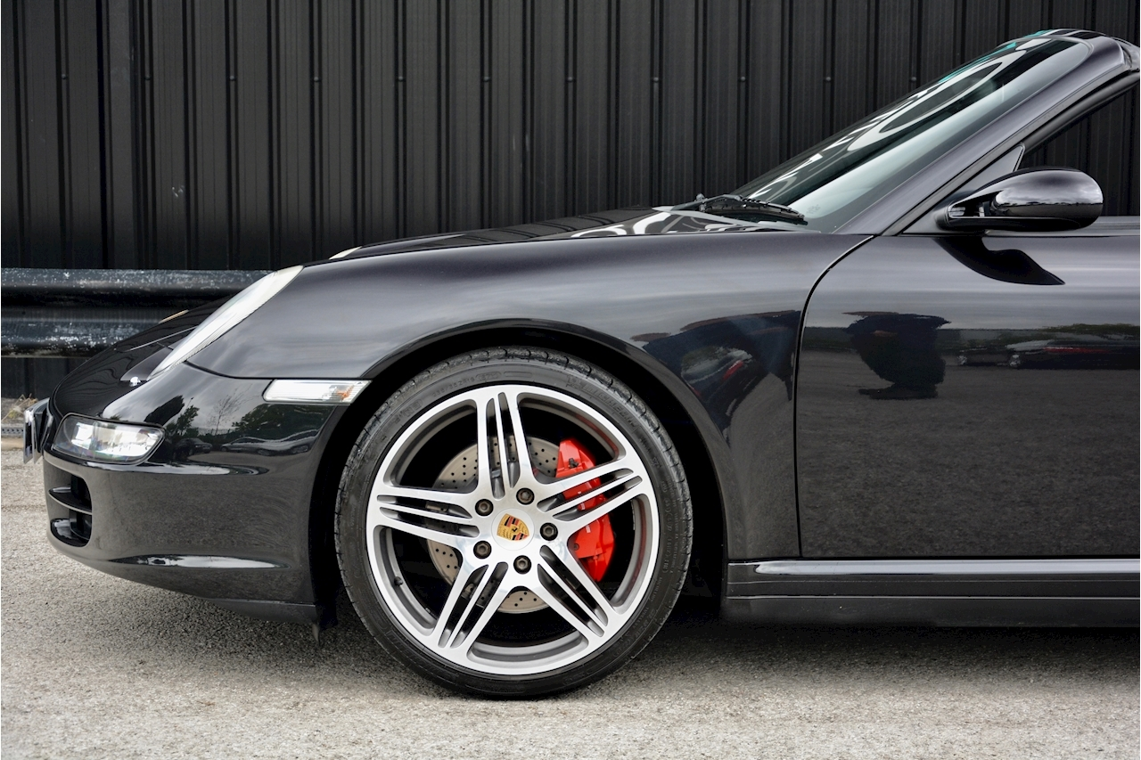 Porsche 911 911 Carrera 4S 3.8 2dr Convertible Manual Petrol - Large 15