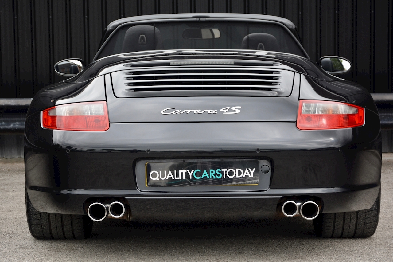 Porsche 911 911 Carrera 4S 3.8 2dr Convertible Manual Petrol - Large 4