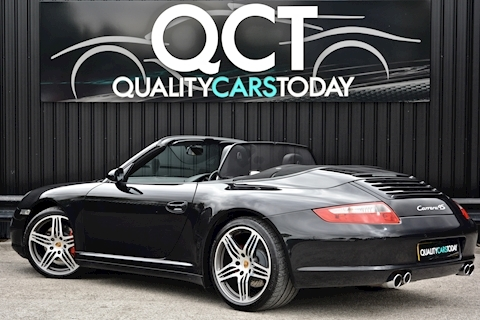911 Carrera 4S 3.8 2dr Convertible Manual Petrol