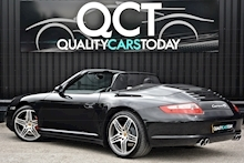 Porsche 911 911 Carrera 4S 3.8 2dr Convertible Manual Petrol - Thumb 1
