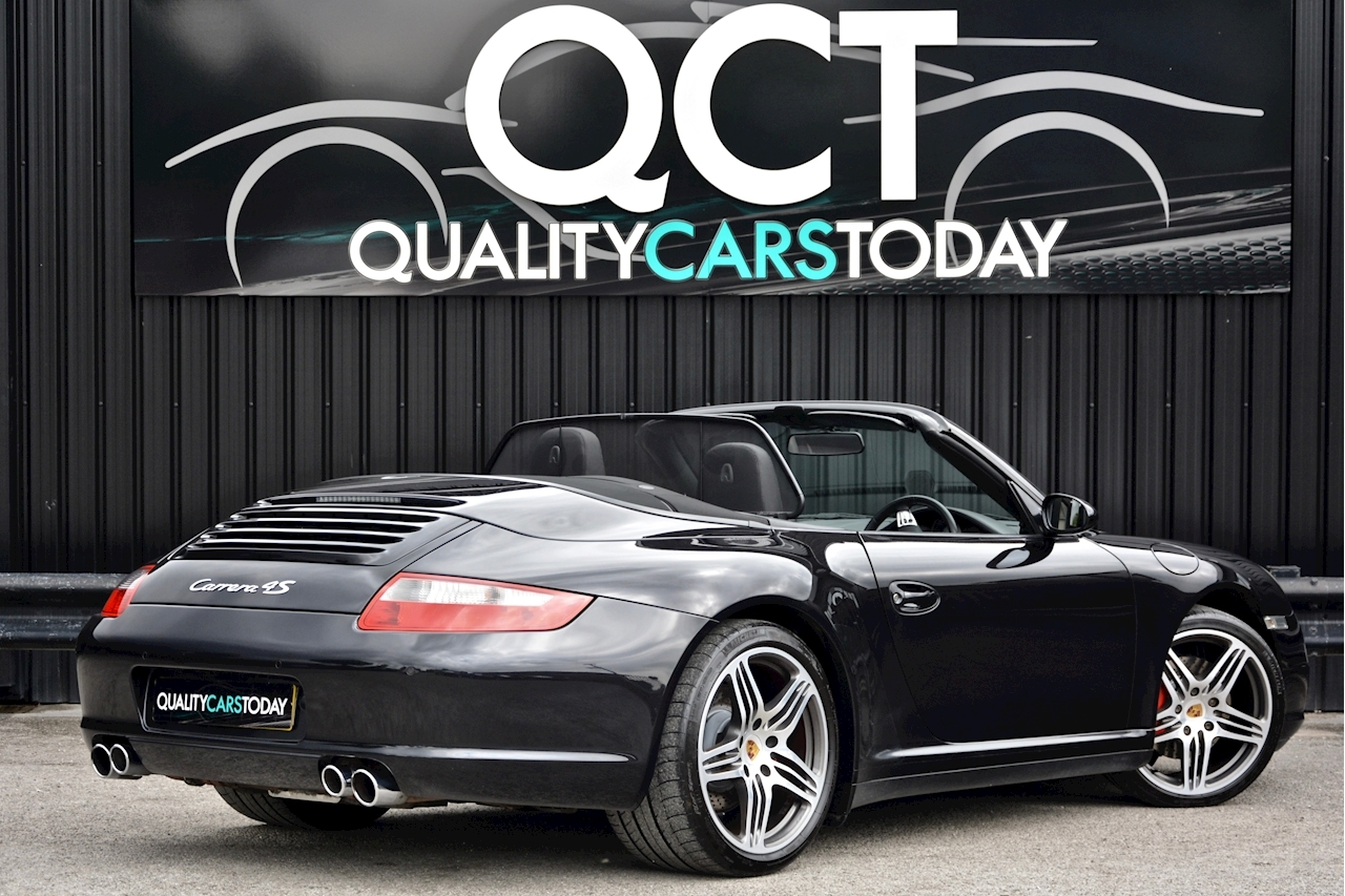 Porsche 911 911 Carrera 4S 3.8 2dr Convertible Manual Petrol - Large 7
