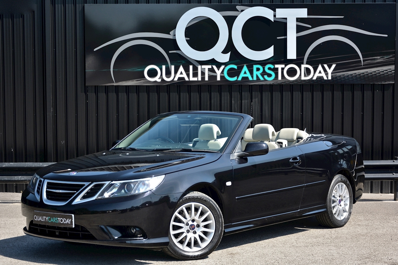 Saab 9-3 Convertible 1.9 TTID Automatic 1 Former Keeper  + Just 35k Miles + Pristine - Large 6