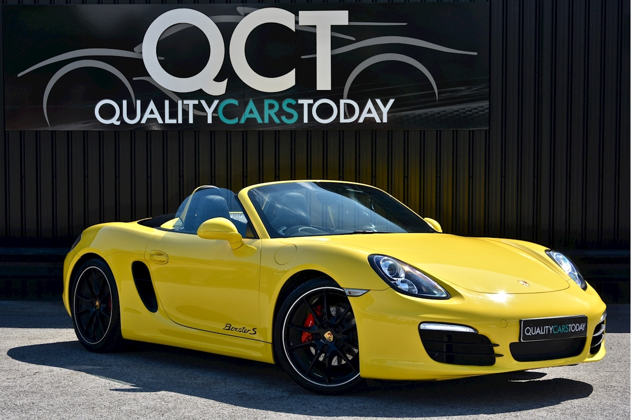 Porsche Boxster 3.4 S 1 Lady Owner + FPSH + Sports Exhaust - Large 0