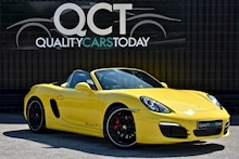 Porsche Boxster 3.4 S 1 Lady Owner + FPSH + Sports Exhaust - Thumb 0