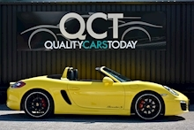 Porsche Boxster 3.4 S 1 Lady Owner + FPSH + Sports Exhaust - Thumb 8