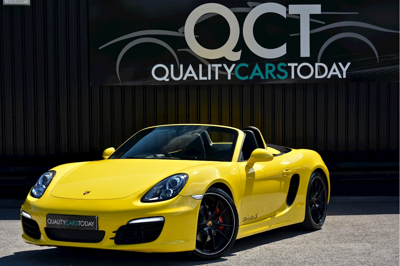 Porsche Boxster 3.4 S 1 Lady Owner + FPSH + Sports Exhaust - Large 9