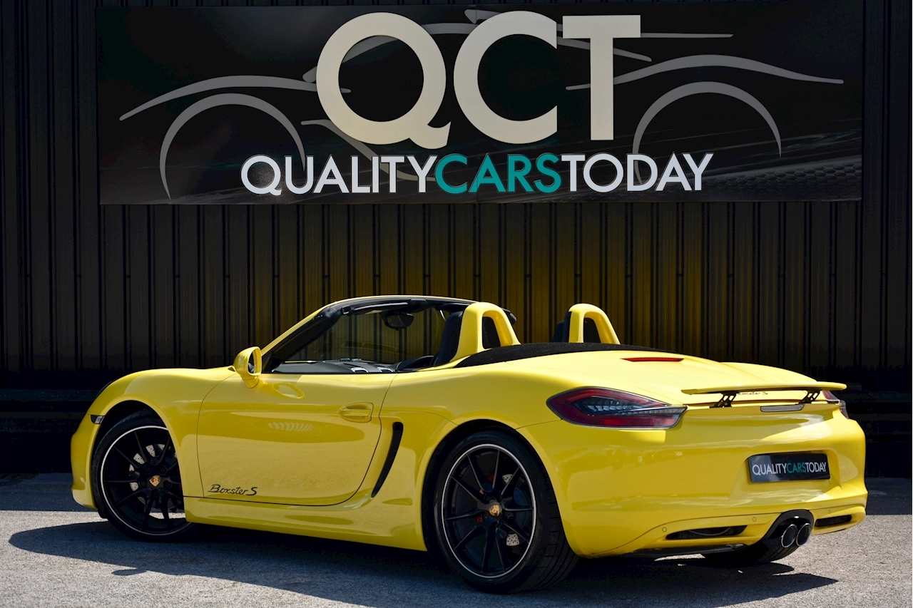 Porsche Boxster 3.4 S 1 Lady Owner + FPSH + Sports Exhaust - Large 2