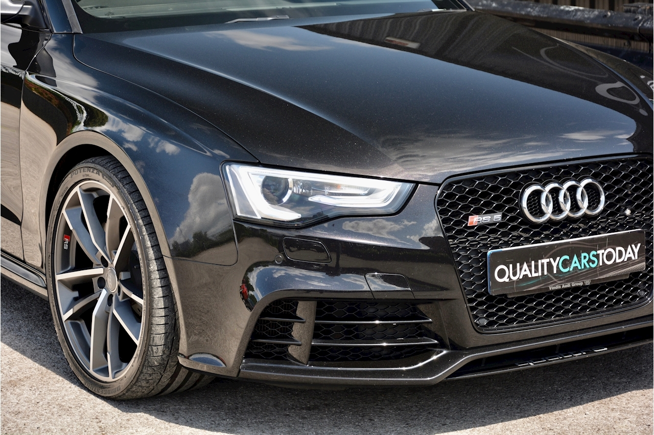 Audi RS5 4.2 V8 Akrapovich Exhaust + Sports Pack + Massive Spec - Large 17