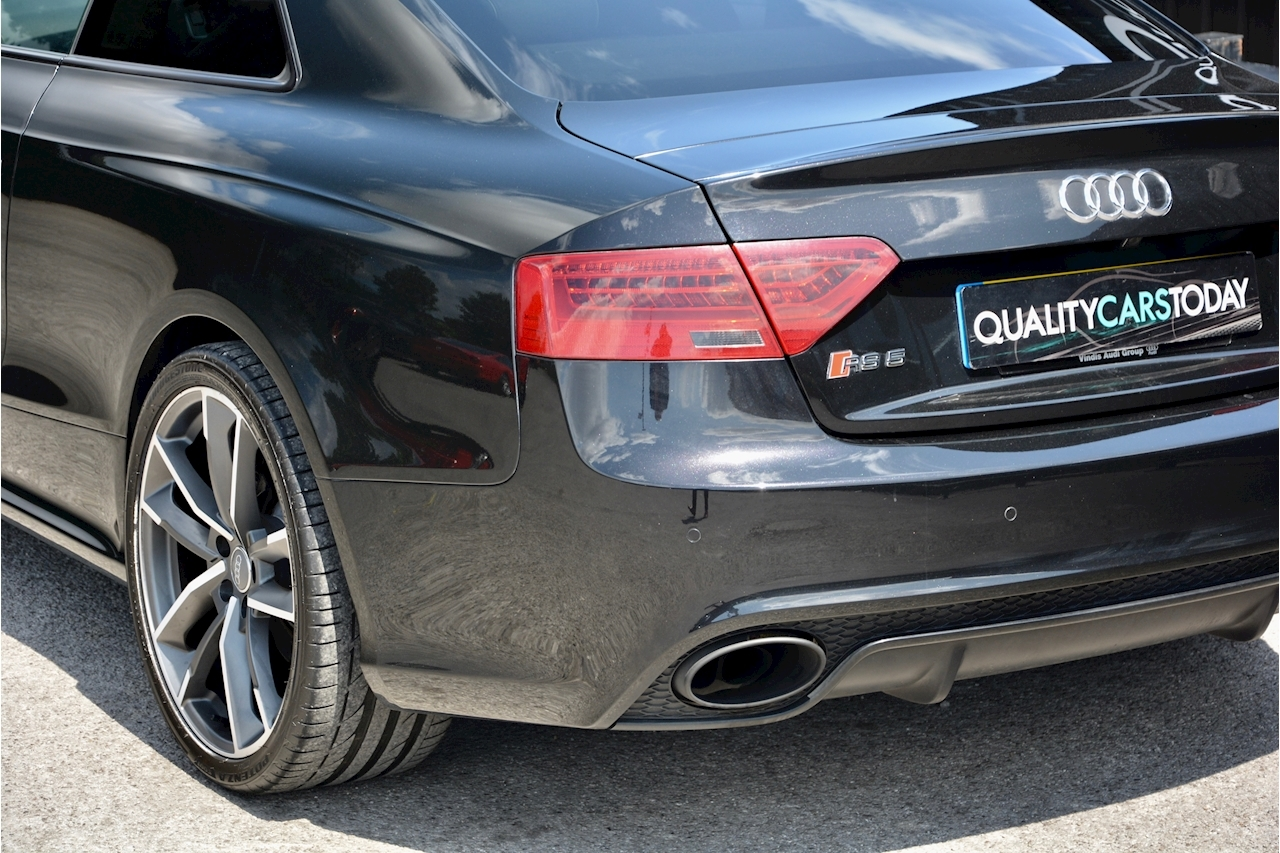 Audi RS5 4.2 V8 Akrapovich Exhaust + Sports Pack + Massive Spec - Large 21