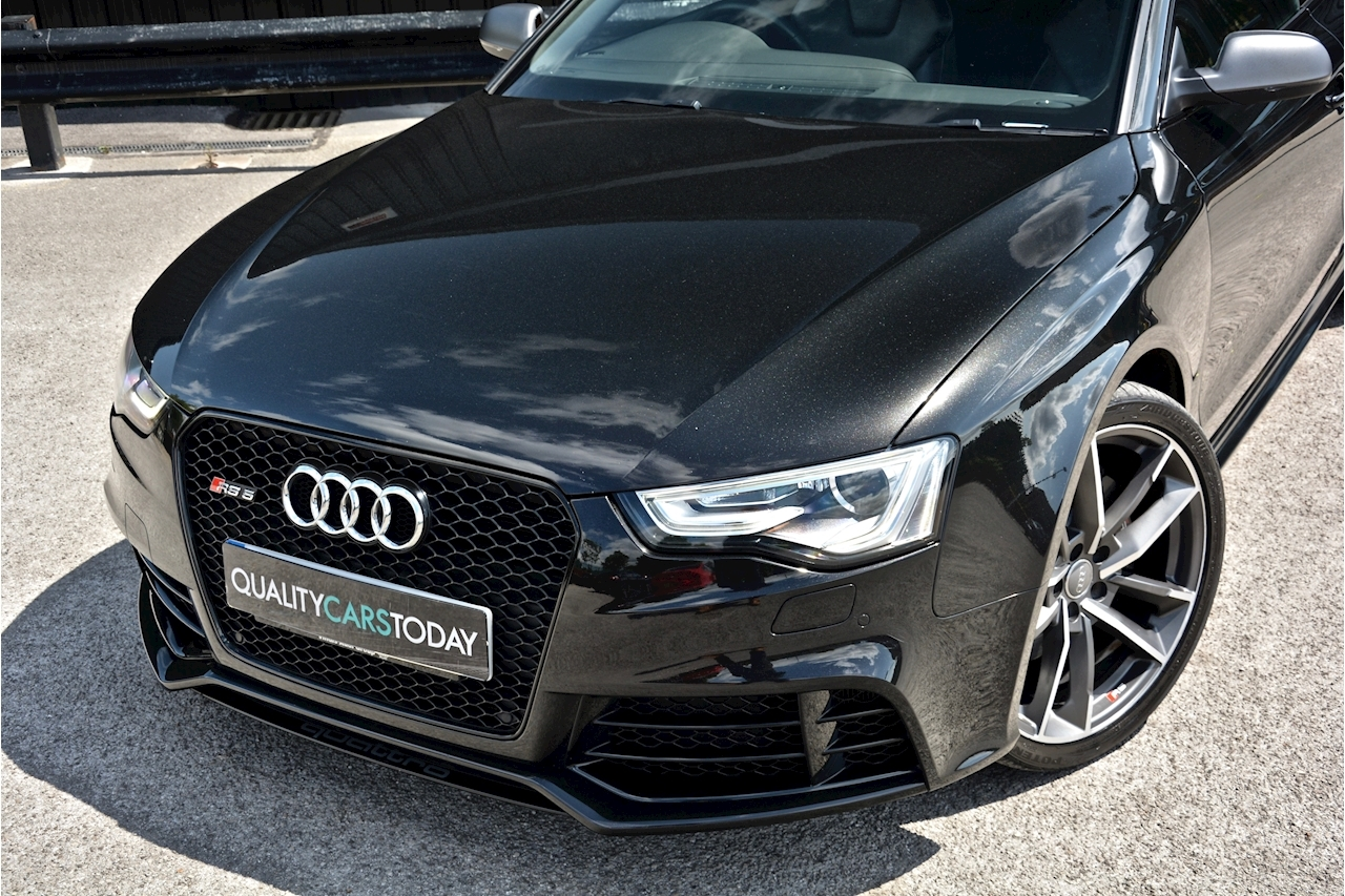 Audi RS5 4.2 V8 Akrapovich Exhaust + Sports Pack + Massive Spec - Large 13