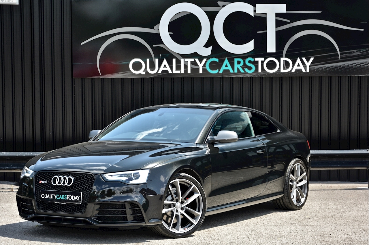 Audi RS5 4.2 V8 Akrapovich Exhaust + Sports Pack + Massive Spec - Large 8