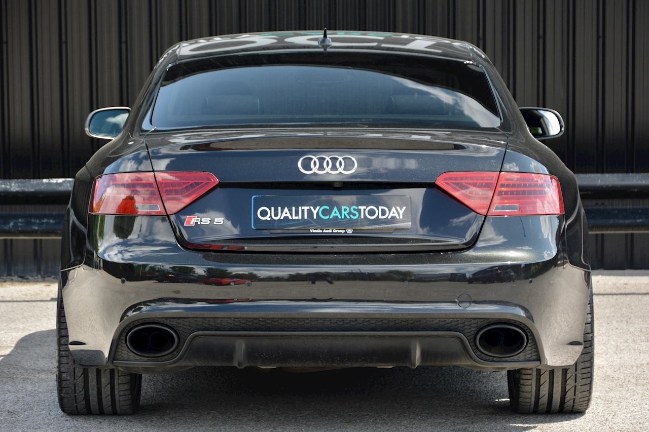 Audi RS5 4.2 V8 Akrapovich Exhaust + Sports Pack + Massive Spec - Large 4
