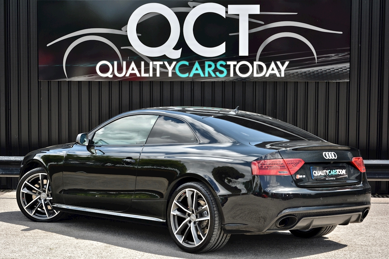Audi RS5 4.2 V8 Akrapovich Exhaust + Sports Pack + Massive Spec - Large 6