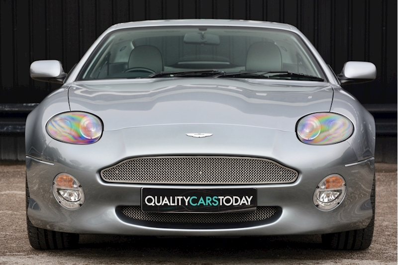 Aston Martin Db7 5.9 V12 Vantage Manual Comprehensive Service History + AM Sports Exhaust + Special Image 3