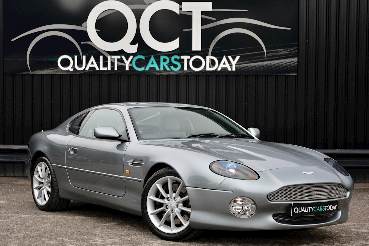 Aston Martin Db7 5.9 V12 Vantage Manual Comprehensive History + Exceptional Condition - Large 0