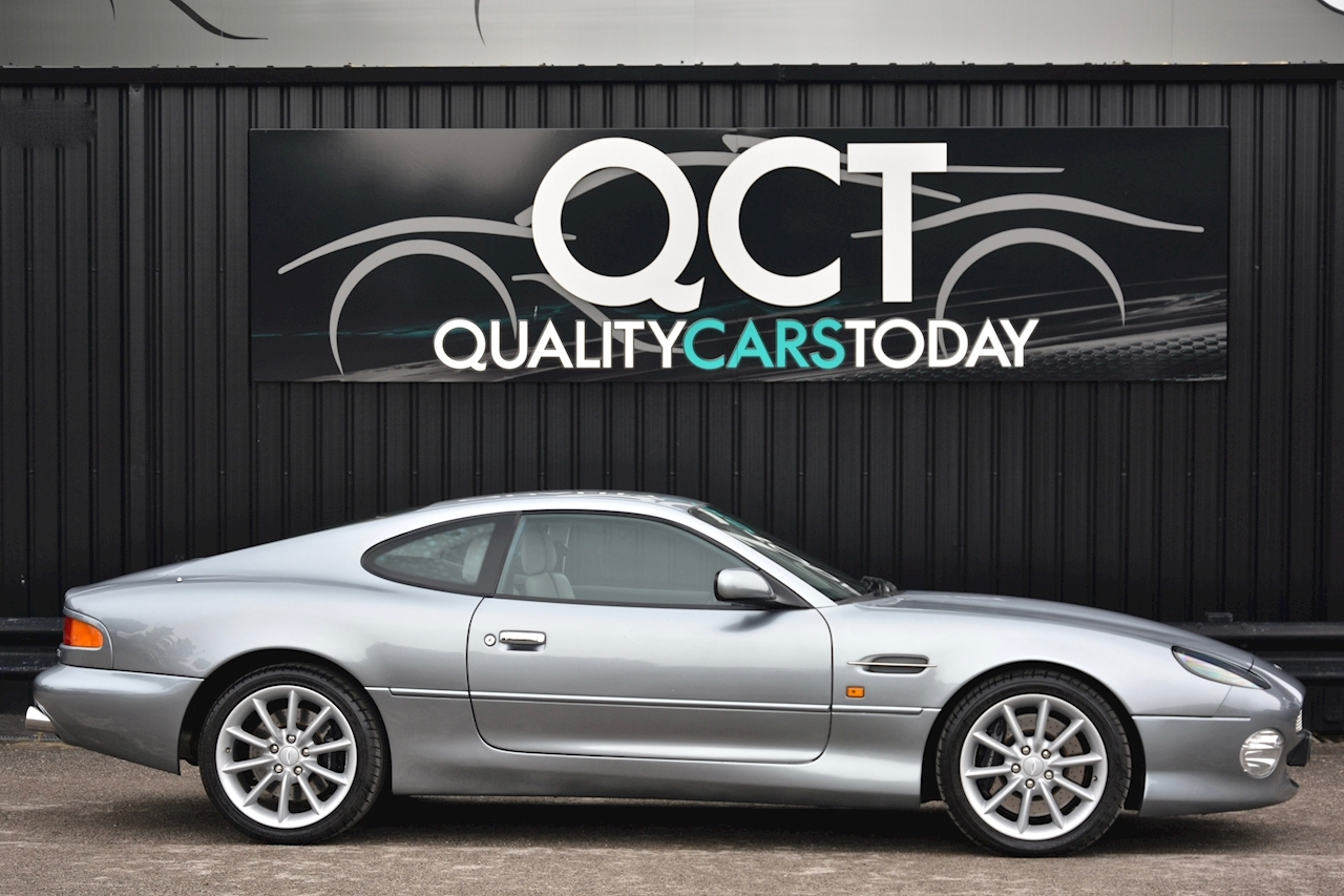 Aston Martin Db7 5.9 V12 Vantage Manual Comprehensive History + Exceptional Condition - Large 5