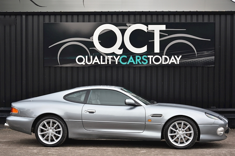Aston Martin Db7 5.9 V12 Vantage Manual Comprehensive Service History + AM Sports Exhaust + Special Image 5