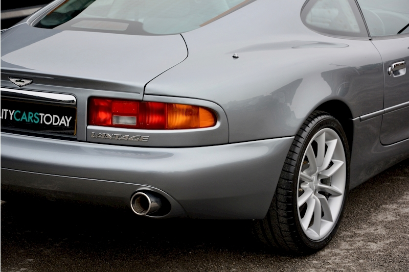 Aston Martin Db7 5.9 V12 Vantage Manual Comprehensive Service History + AM Sports Exhaust + Special Image 10
