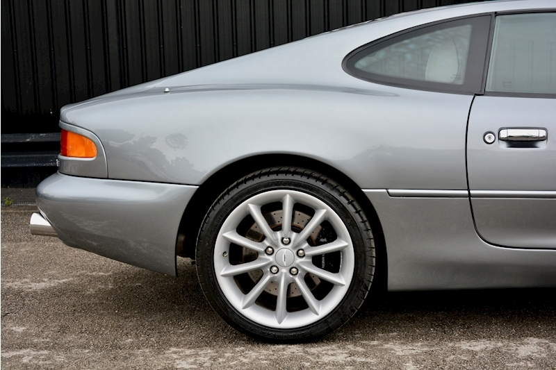 Aston Martin Db7 5.9 V12 Vantage Manual Comprehensive Service History + AM Sports Exhaust + Special Image 11