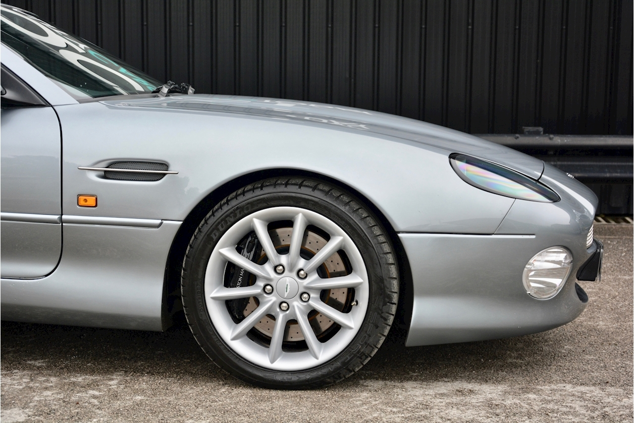 Aston Martin Db7 5.9 V12 Vantage Manual Comprehensive History + Exceptional Condition - Large 12
