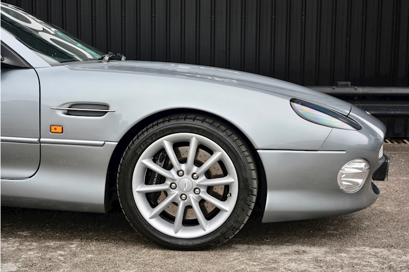 Aston Martin Db7 5.9 V12 Vantage Manual Comprehensive Service History + AM Sports Exhaust + Special Image 12