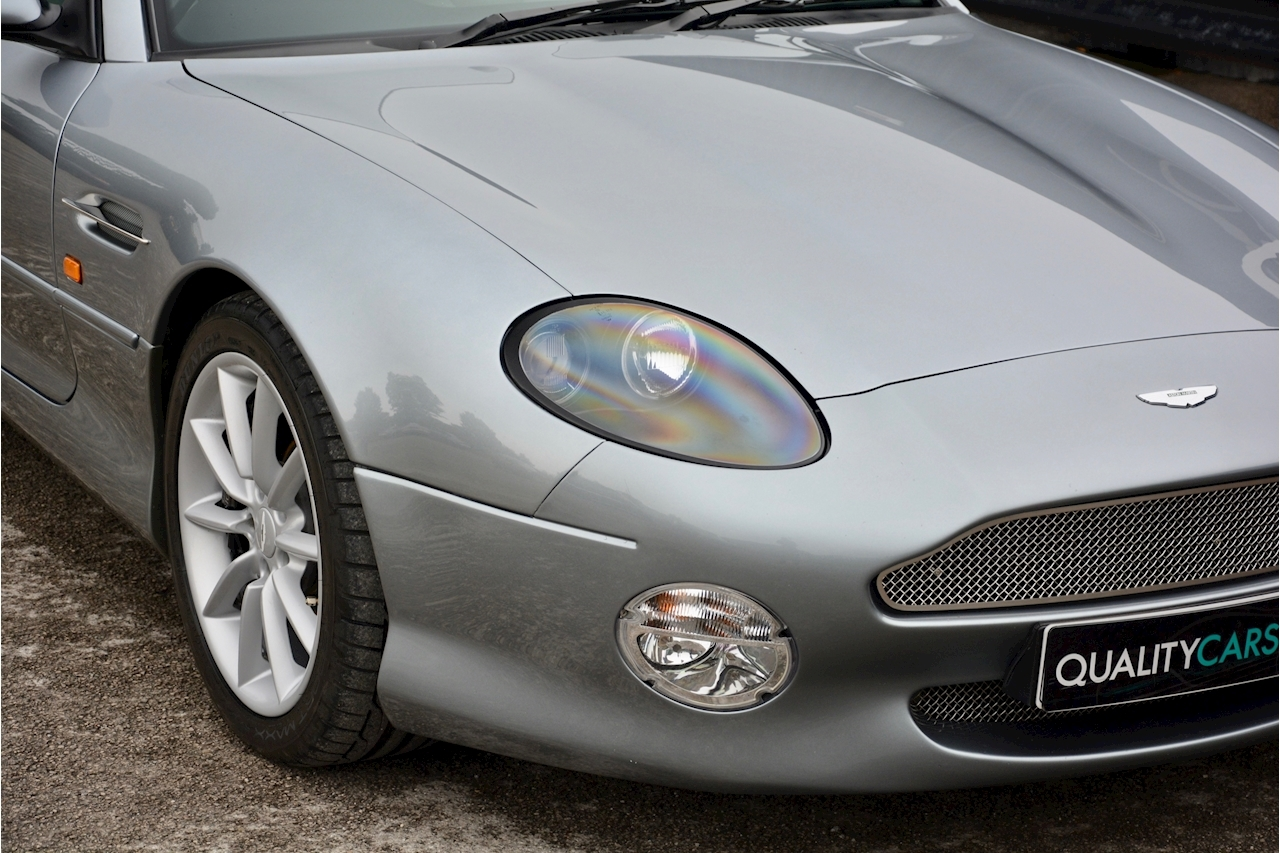 Aston Martin Db7 5.9 V12 Vantage Manual Comprehensive History + Exceptional Condition - Large 13