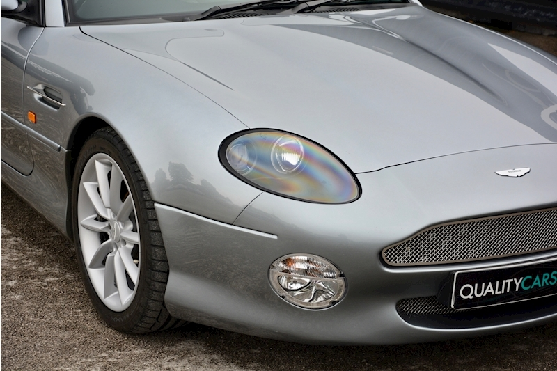 Aston Martin Db7 5.9 V12 Vantage Manual Comprehensive Service History + AM Sports Exhaust + Special Image 13