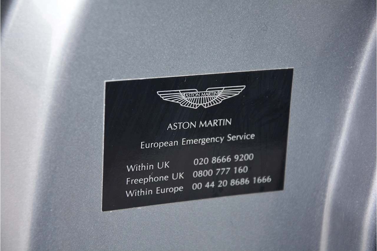 Aston Martin Db7 5.9 V12 Vantage Manual Comprehensive History + Exceptional Condition - Large 25