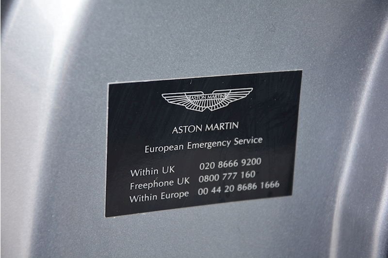 Aston Martin Db7 5.9 V12 Vantage Manual Comprehensive Service History + AM Sports Exhaust + Special Image 25