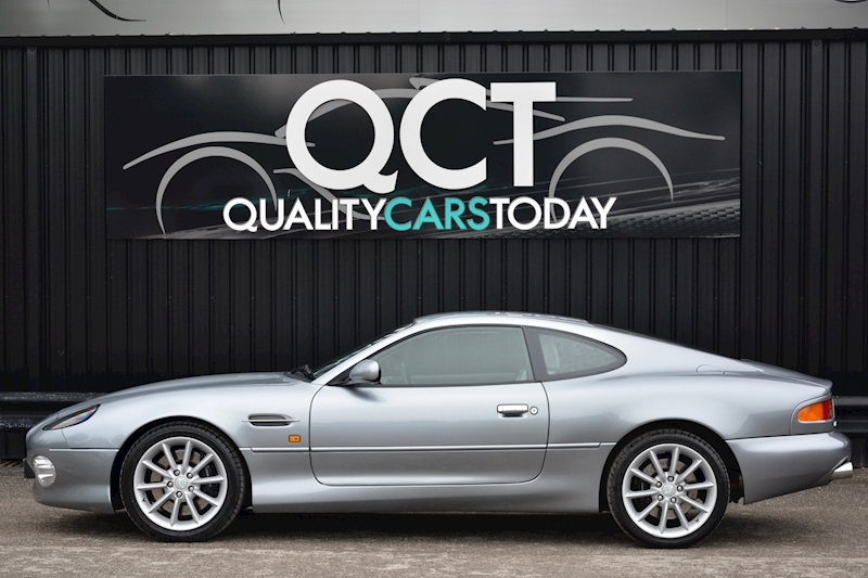 Aston Martin Db7 5.9 V12 Vantage Manual Comprehensive Service History + AM Sports Exhaust + Special Image 1