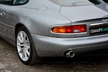 Aston Martin Db7 5.9 V12 Vantage Manual Comprehensive History + Exceptional Condition - Thumb 17