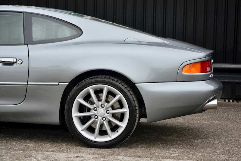 Aston Martin Db7 5.9 V12 Vantage Manual Comprehensive Service History + AM Sports Exhaust + Special Image 16