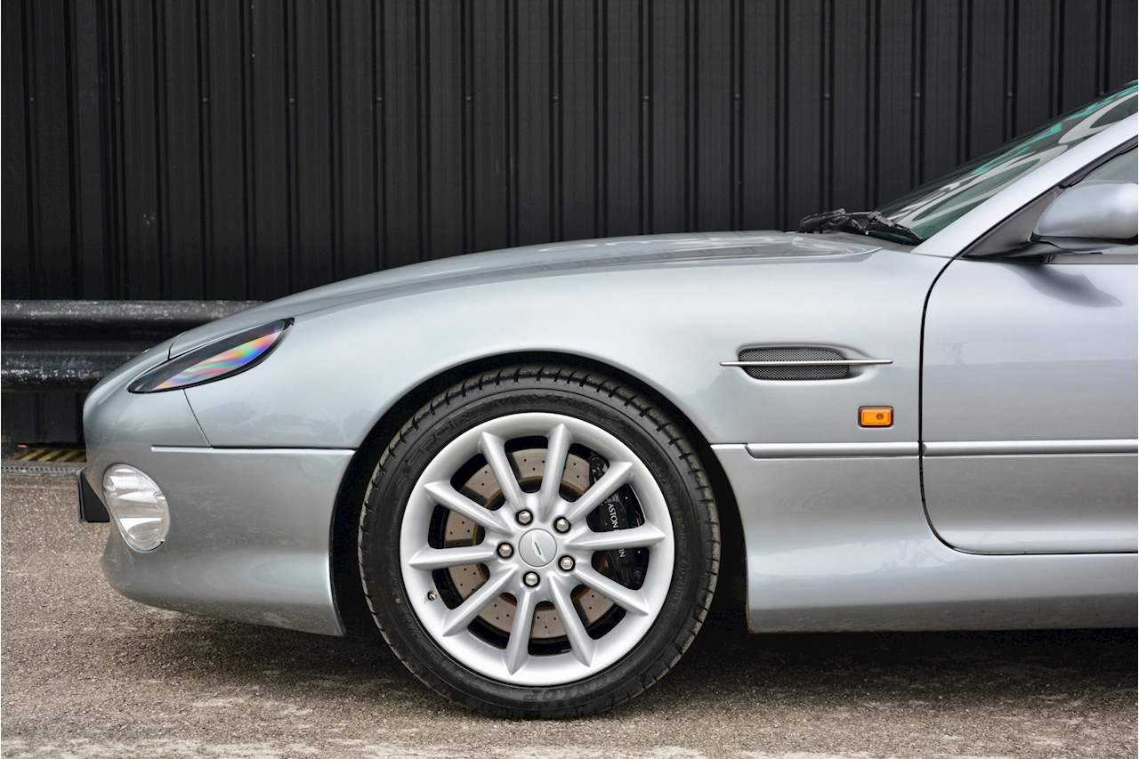Aston Martin Db7 5.9 V12 Vantage Manual Comprehensive History + Exceptional Condition - Large 15