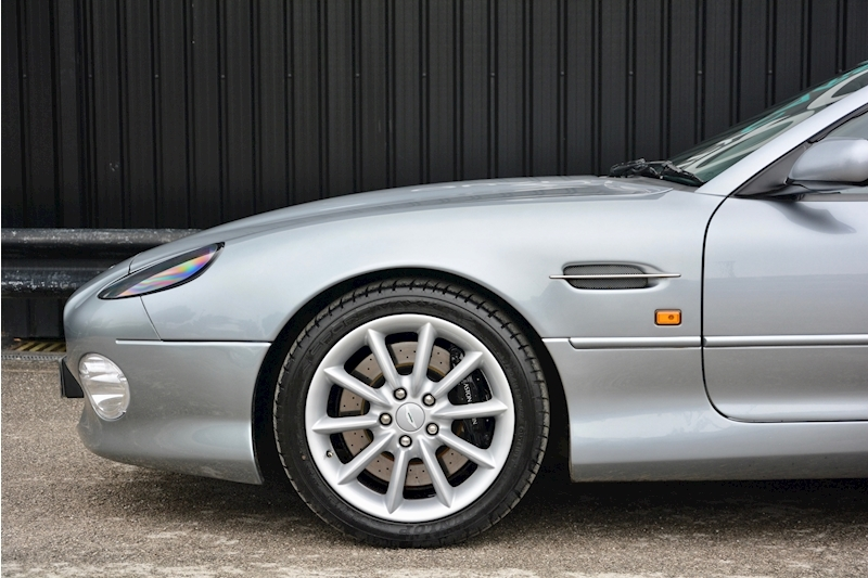Aston Martin Db7 5.9 V12 Vantage Manual Comprehensive Service History + AM Sports Exhaust + Special Image 15