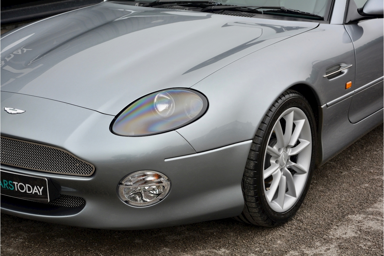 Aston Martin Db7 5.9 V12 Vantage Manual Comprehensive History + Exceptional Condition - Large 14