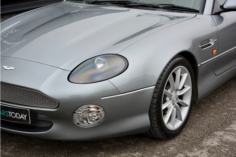 Aston Martin Db7 5.9 V12 Vantage Manual Comprehensive Service History + AM Sports Exhaust + Special Image 14