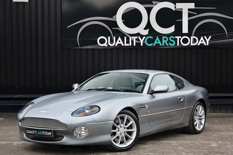Aston Martin Db7 5.9 V12 Vantage Manual Comprehensive Service History + AM Sports Exhaust + Special Image 7