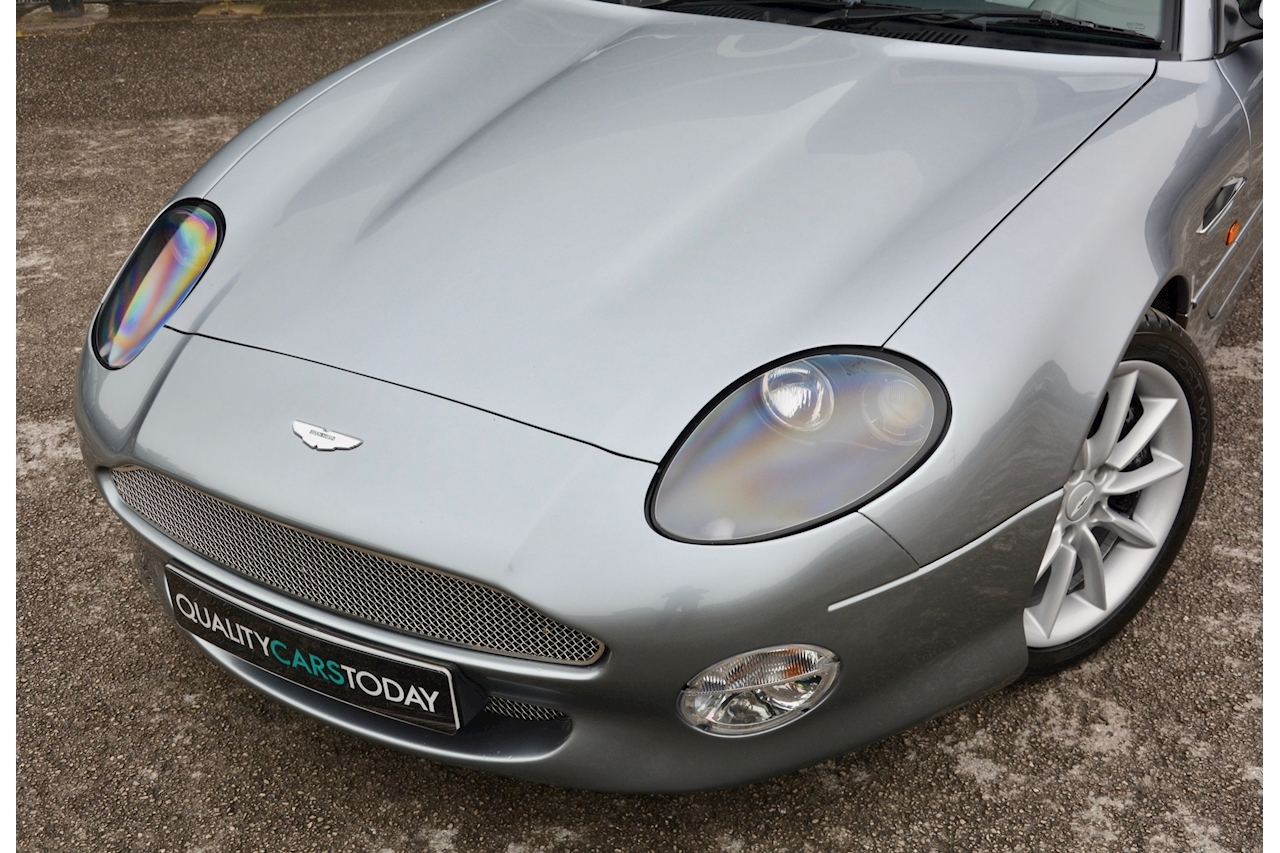 Aston Martin Db7 5.9 V12 Vantage Manual Comprehensive History + Exceptional Condition - Large 39