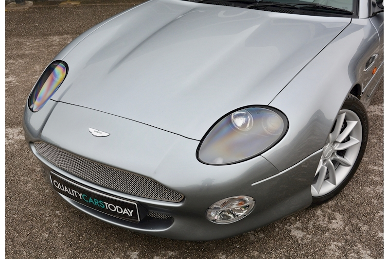 Aston Martin Db7 5.9 V12 Vantage Manual Comprehensive Service History + AM Sports Exhaust + Special Image 39