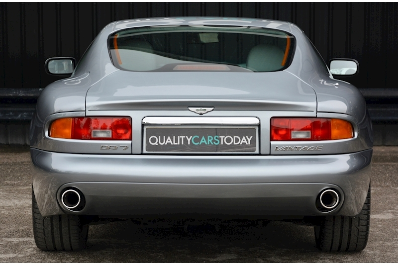 Aston Martin Db7 5.9 V12 Vantage Manual Comprehensive Service History + AM Sports Exhaust + Special Image 4