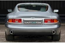 Aston Martin Db7 5.9 V12 Vantage Manual Comprehensive History + Exceptional Condition - Thumb 4