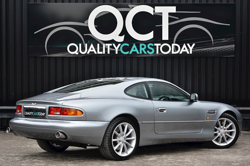 Aston Martin Db7 5.9 V12 Vantage Manual Comprehensive Service History + AM Sports Exhaust + Special Image 9