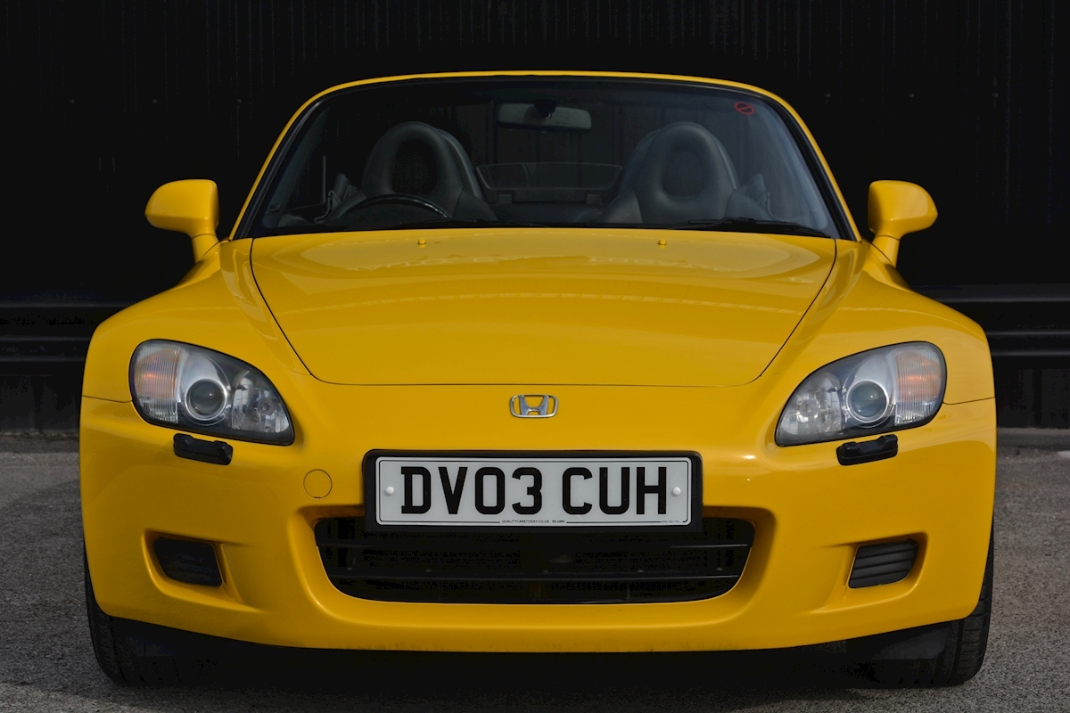 Used Honda S2000 GT Hardtop S2000 GT Hardtop *Rare Indy Yellow* For