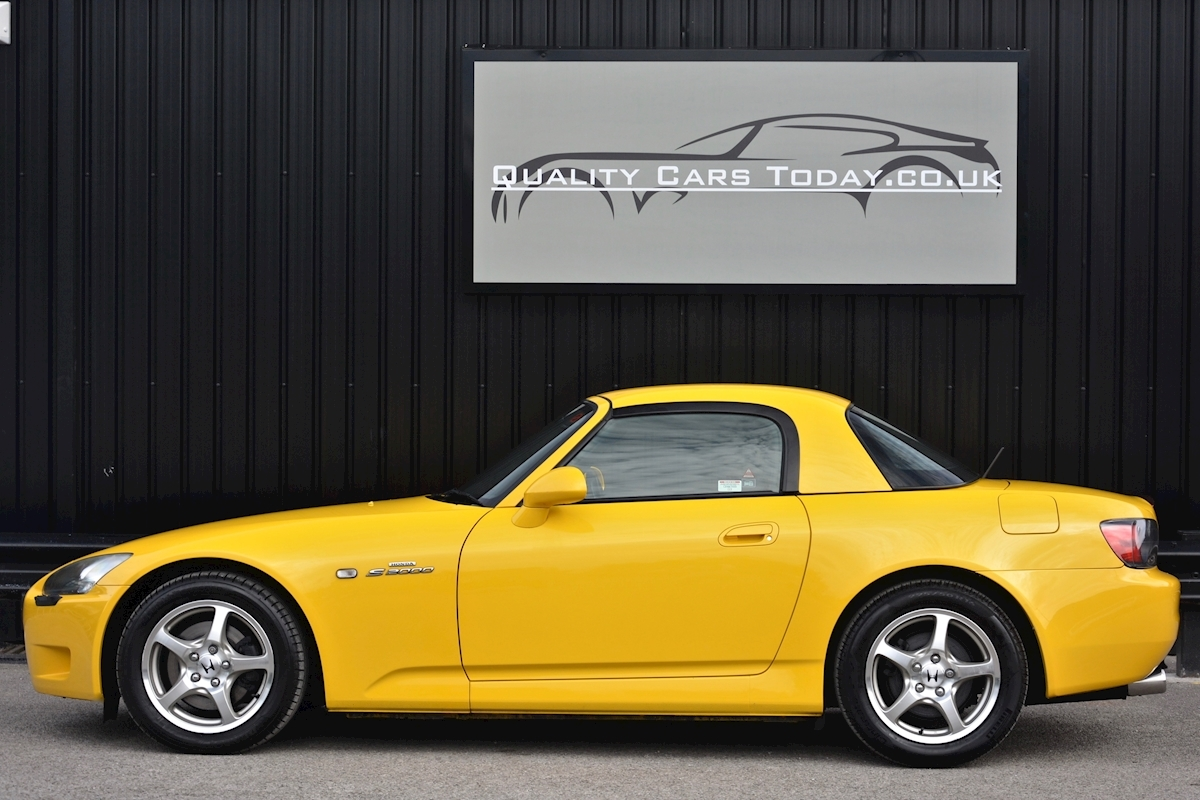 used honda s2000 gt hardtop s2000 gt hardtop rare indy yellow for sale quality cars today. Black Bedroom Furniture Sets. Home Design Ideas
